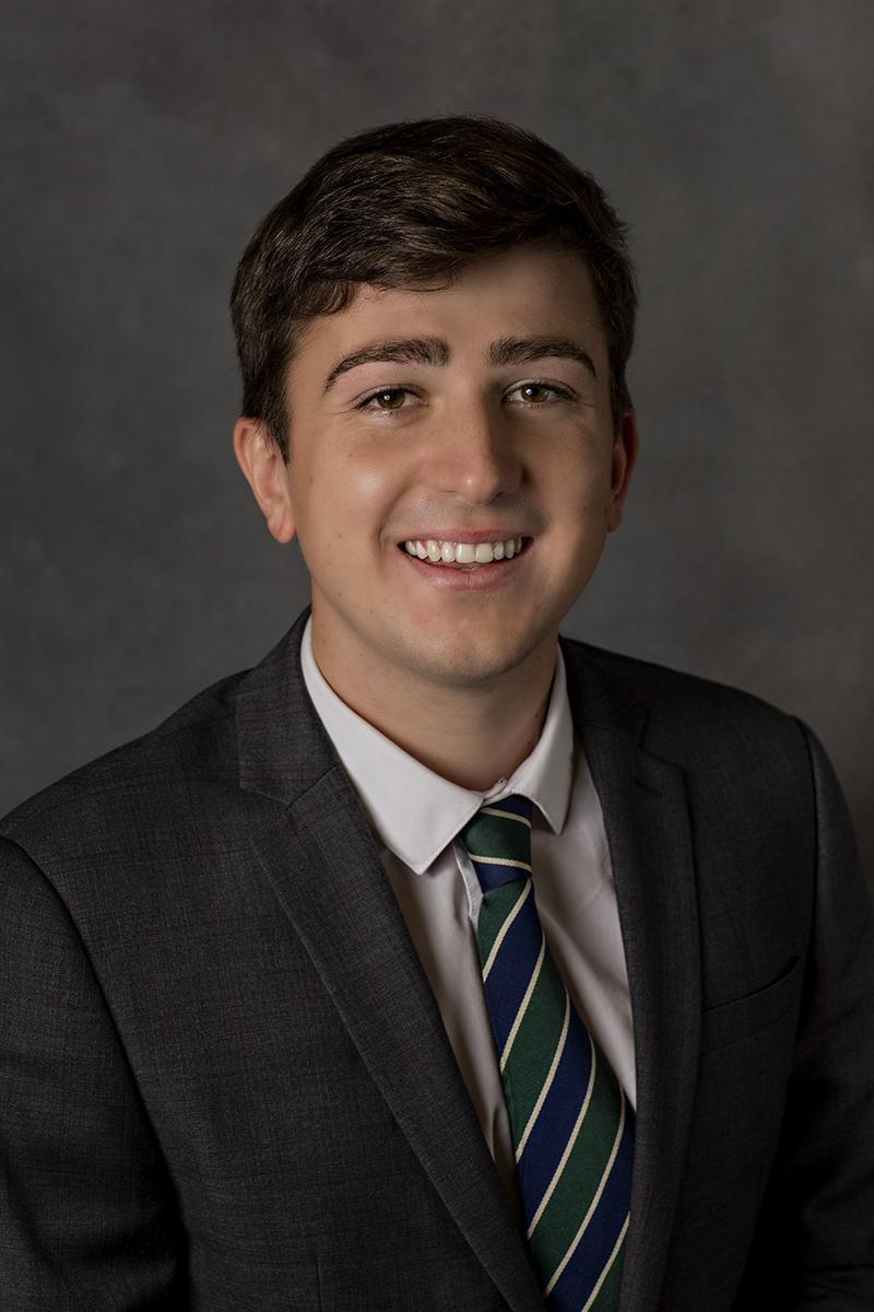 Freddie Sexton : Senior Analyst